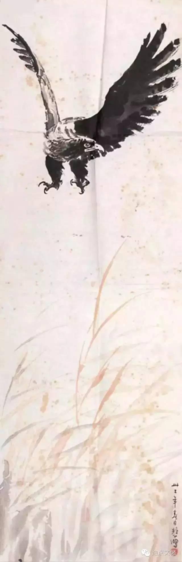 李苦禅画鹰_历代名家画笔下的鹰,谁的最凶猛? - 书画相关 - 中国艺硕.com ...