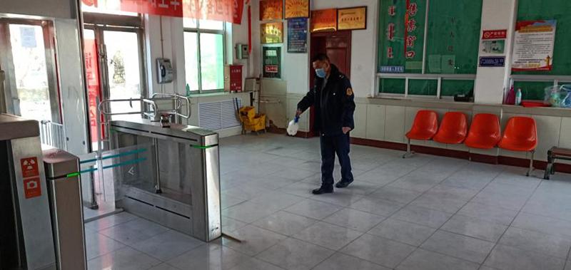 肃北:交通运输部门多举措开展疫情防控